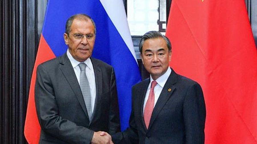 Nga và Trung Quốc khẳng định thúc đẩy hợp tác nội khối BRICS
