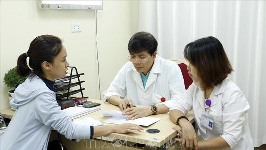 Bệnh viện Hữu nghị Việt Đức khám, tư vấn miễn phí đại trực tràng, tầng sinh môn