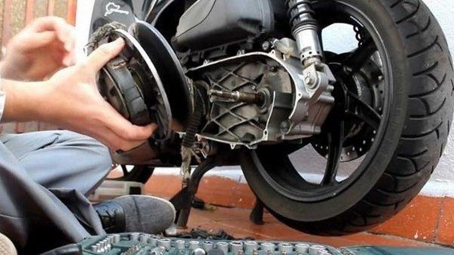 Những điều cần biết để bảo dưỡng xe máy đúng cách