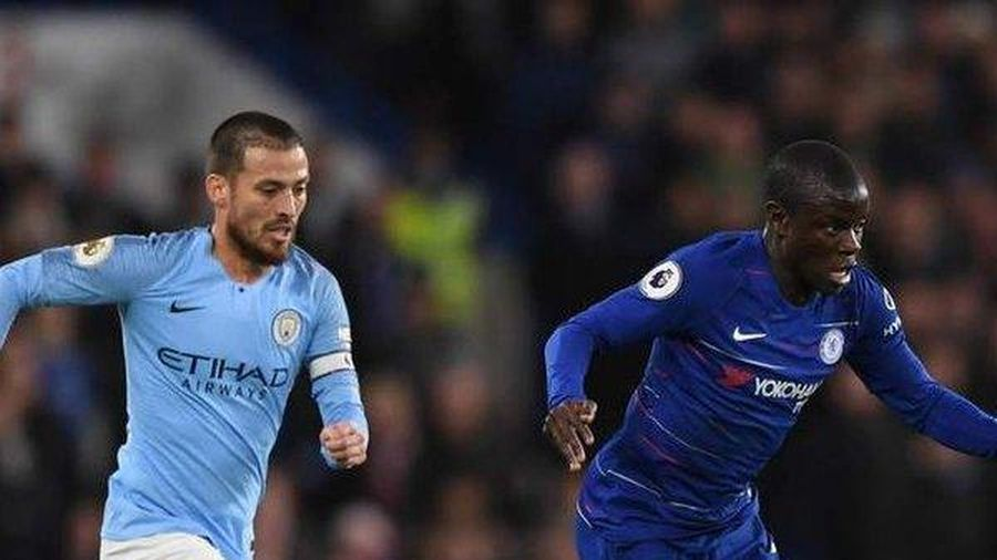 Man City vs Chelsea: Cuộc so tài của hai đội bóng top đầu Premier League