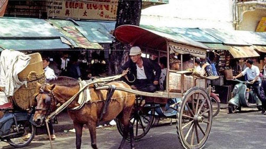 Đời thường Sài Gòn 1965 'chất lừ' qua ống kính lính Mỹ