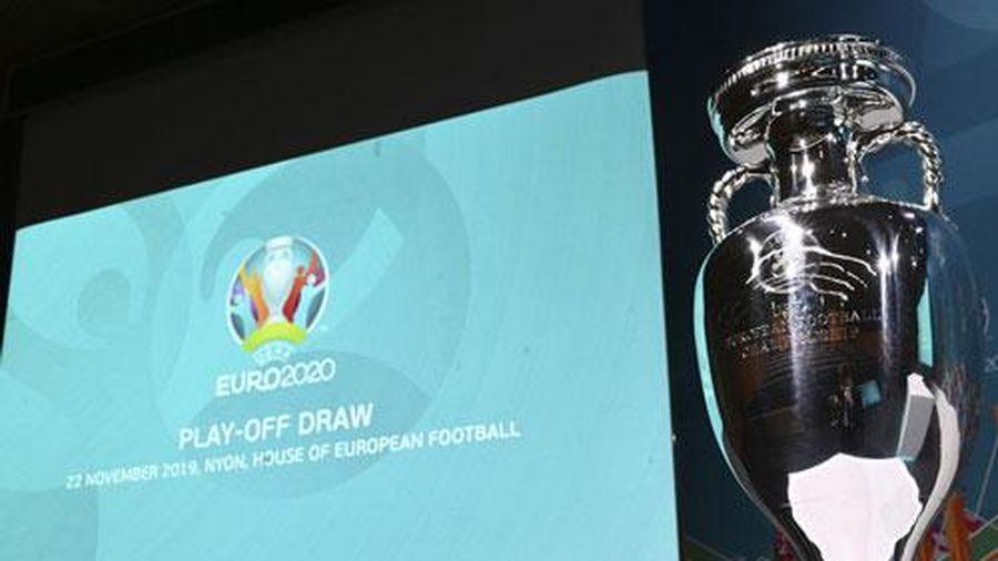 Xác định các trận bán kết play-off EURO 2020