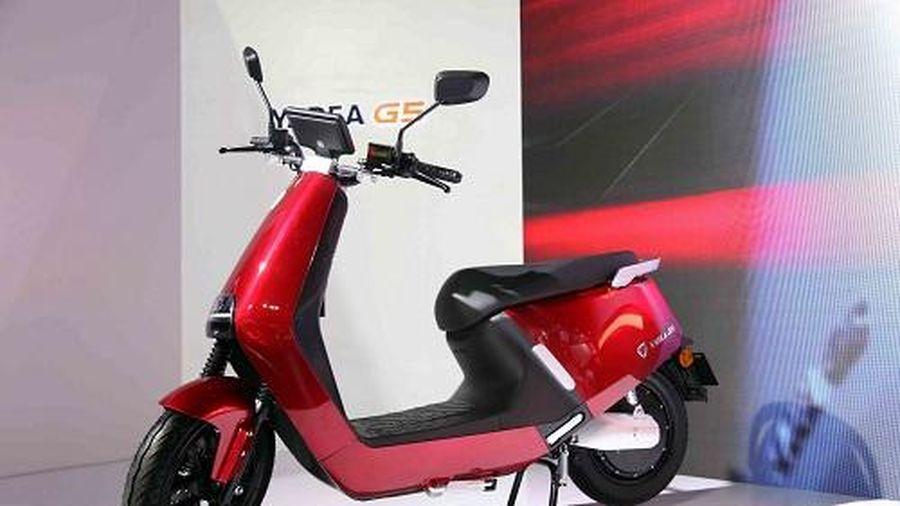 Xe máy điện Yadea G5 giá 39,99 triệu tại Việt Nam có gì để 'đấu' với VinFast Klara?