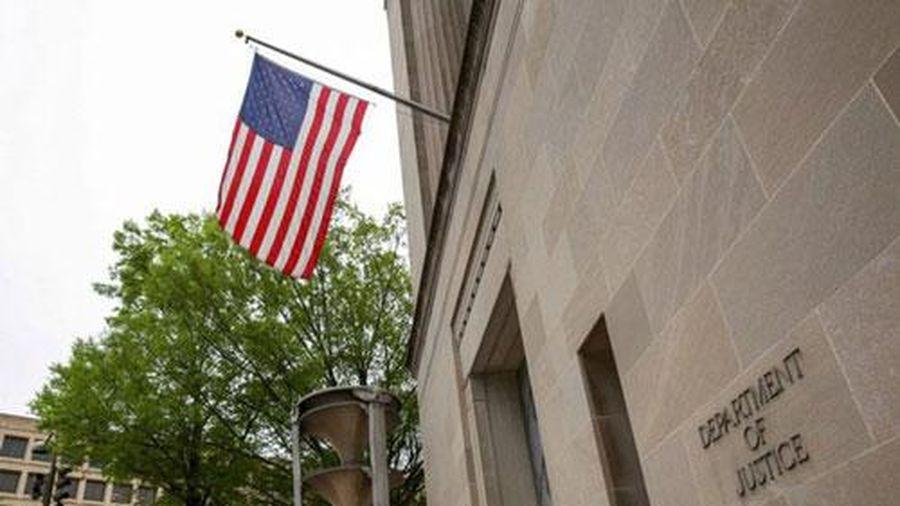 Mỹ truy tố công dân Trung Quốc ăn cắp bí mật