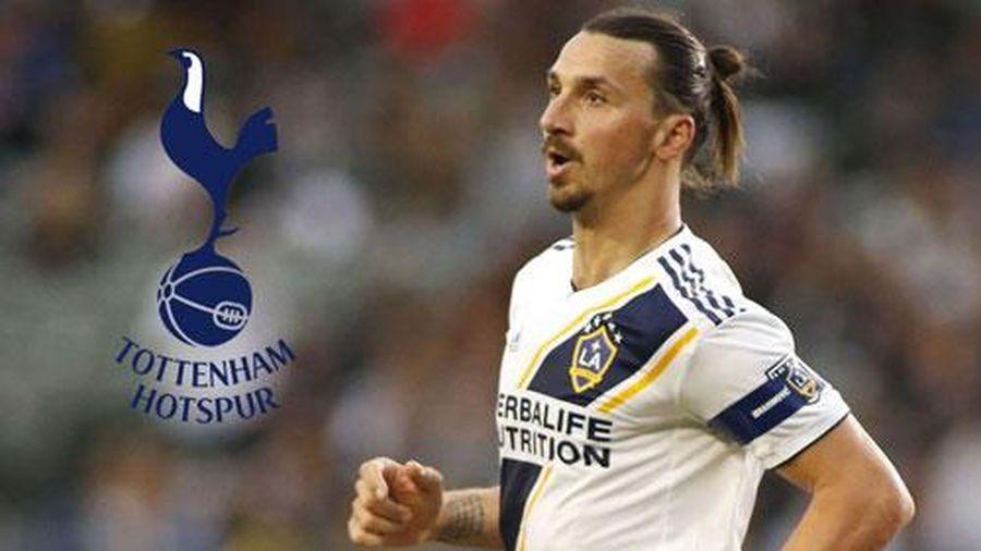 Ibrahimovic sẽ là bản hợp đồng đầu tiên của HLV Mourinho khi đến Tottenham?