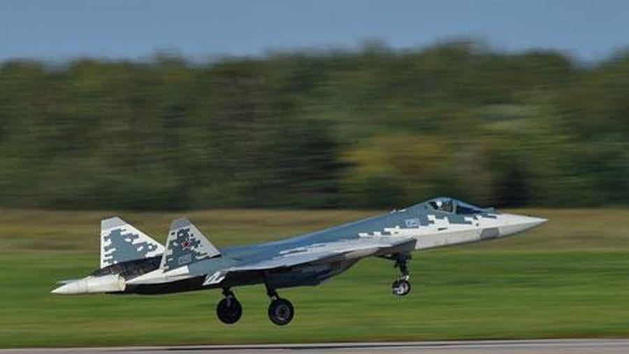 Hoàn thiện động cơ kém, Su-57 Nga vẫn chưa thoát khỏi cái bóng Su-35