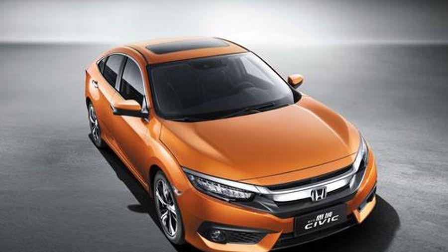 Top 10 ôtô bán chạy nhất tại Trung Quốc: Volkswagen thống trị, Honda Civic góp mặt