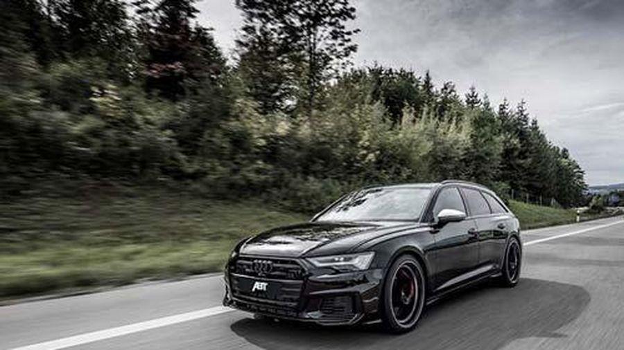 Choáng ngợp với bản độ ABT của Audi S6 Avant 2020