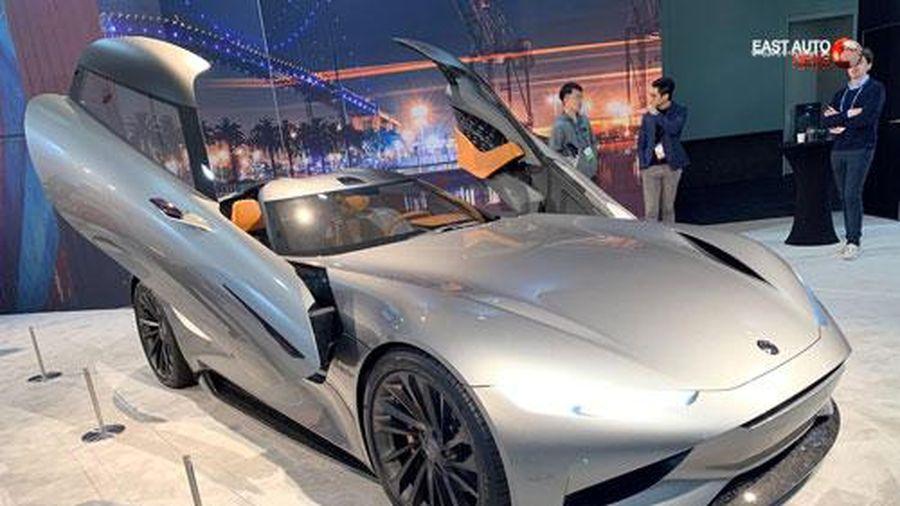 Top 10 xe hơi đáng chú ý nhất tại Los Angeles Auto Show 2019