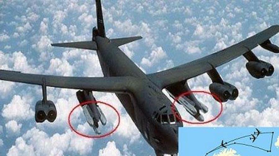 B-52 Mỹ áp sát căn cứ Nga: Trò chơi tử thần