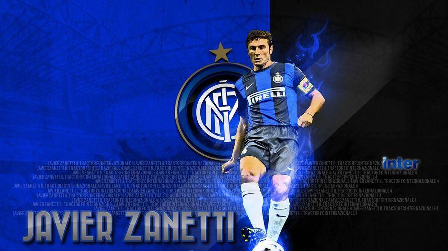 Hồi ức bóng đá: Javier Zanetti - người đội trưởng cần mẫn của nửa xanh thành Milan