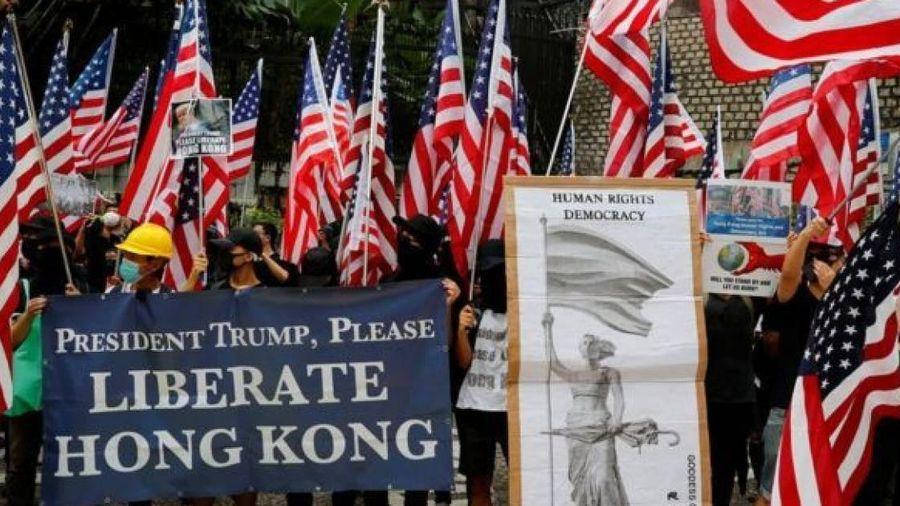 Donald Trump sẽ ký luật ủng hộ người biểu tình ở Hồng Kông?