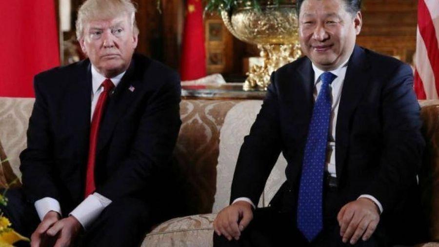 Trump: Ông Tập Cận Bình có 1 triệu quân đang ở ngoài Hồng Kông