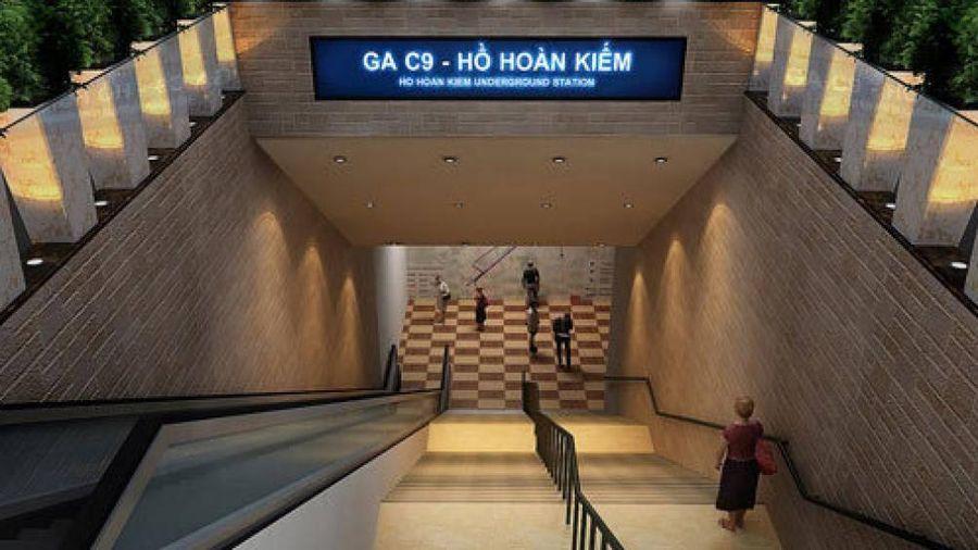 Lùi thời hạn hoàn thành đường sắt Nam Thăng Long - Trần Hưng Đạo năm 2027