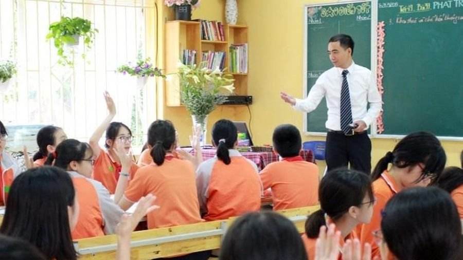 Xây dựng trường học hạnh phúc: Hiệu trưởng phải thay đổi