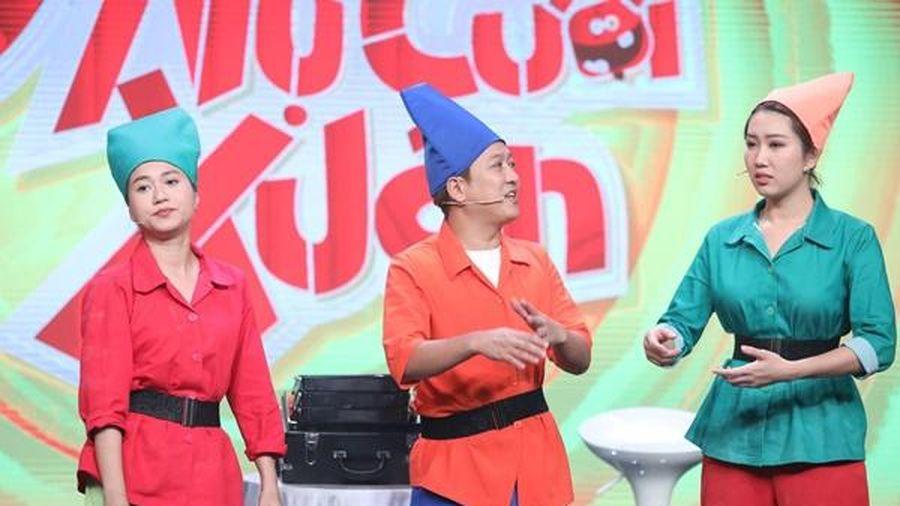 Đổ bộ '7 Nụ cười xuân', Jack và K-ICM khiến dàn nghệ sĩ làng hài ai cũng mê
