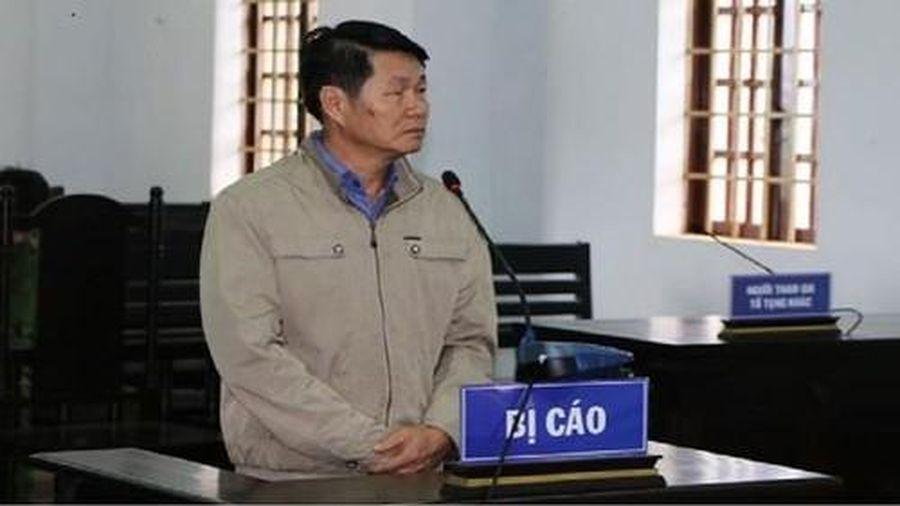 Lợi dụng chức vụ để chiếm đất, nguyên Phó Chủ tịch huyện lĩnh án