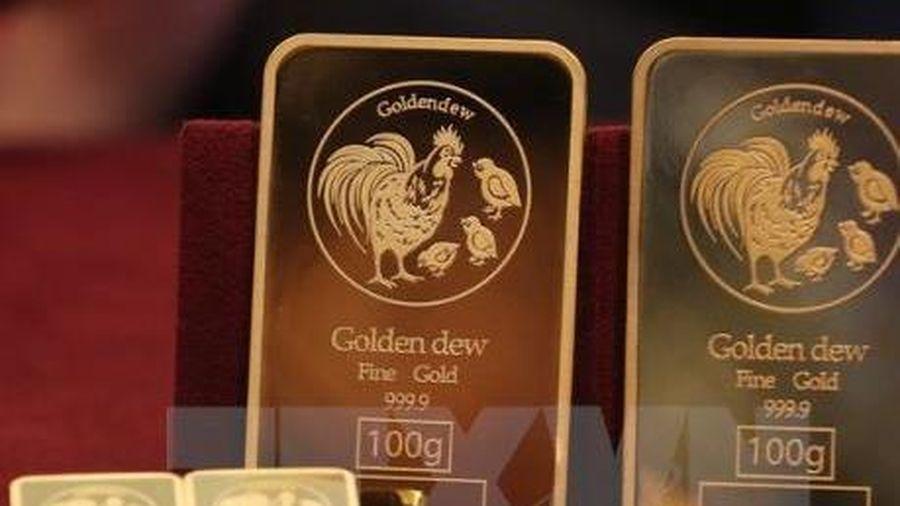 Giá vàng thế giới giảm nhẹ trong tuần qua