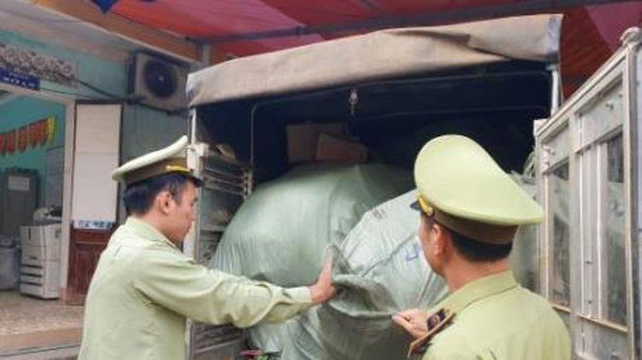 Lạng Sơn tăng cường kiểm soát chống buôn lậu cuối năm