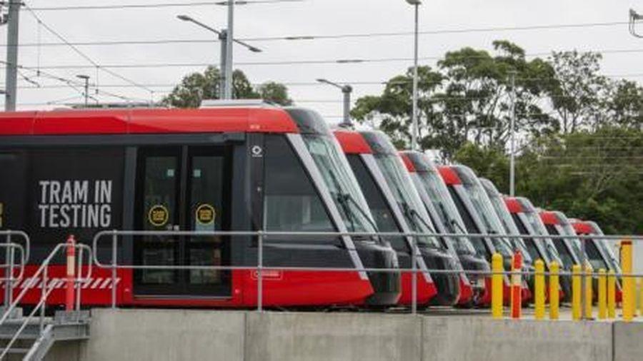 Dự án tuyến đường sắt nội đô Sydney đội giá gần gấp đôi so với dự toán