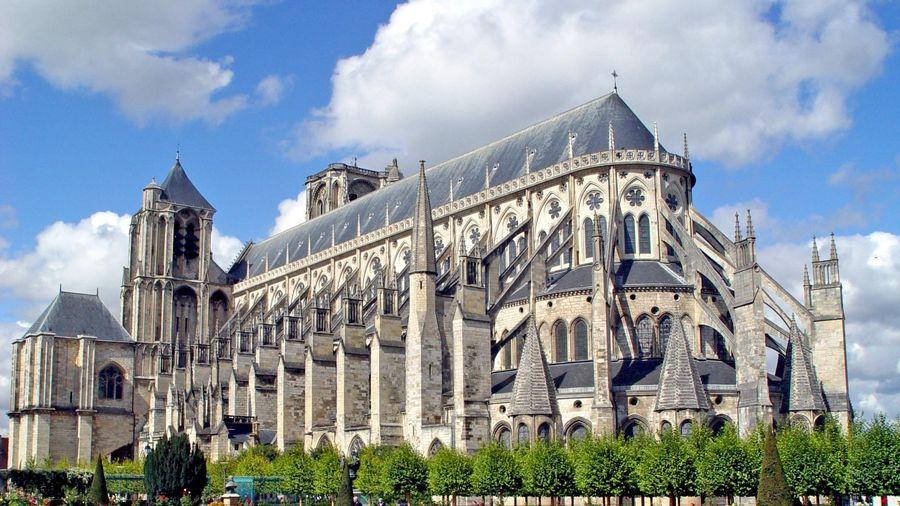 Nhà thờ chính tòa Bourges