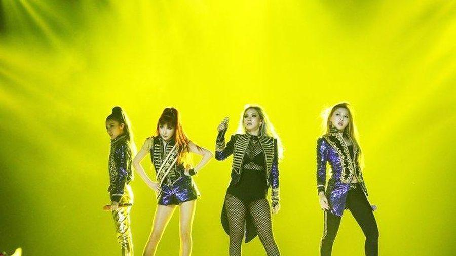 HOT: 2NE1 bị 'xóa sổ' khỏi website của YG: Sandara Park nghỉ việc!
