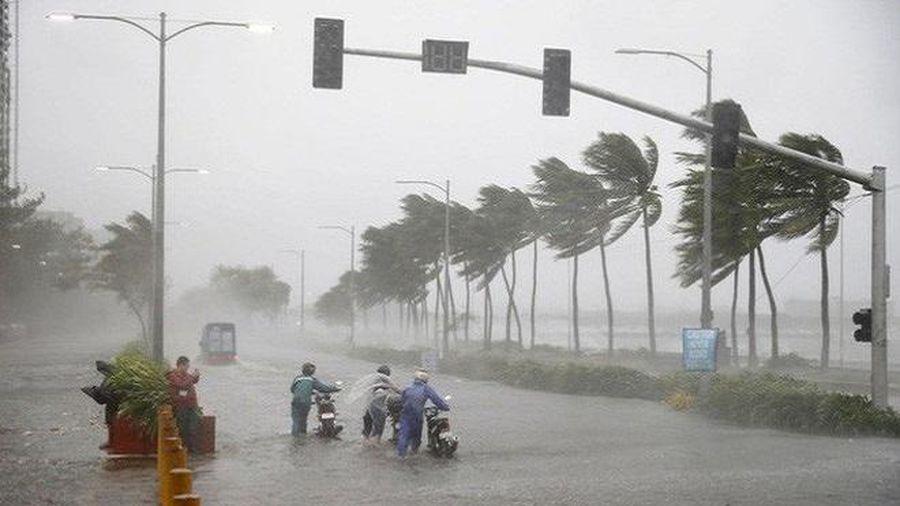 Xuất hiện vùng áp thấp nhiệt đới mới trên biển Đông, có khả năng mạnh thành bão