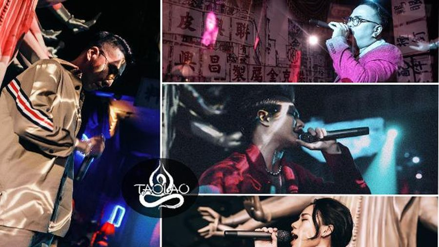 Rhymastic hé lộ hình ảnh biểu diễn cuồng nhiệt cùng khán giả Hà Nội ngay sau ca khúc mới