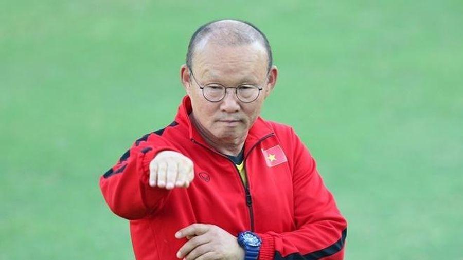 HLV Lê Thụy Hải ngợi ca ông Park: 'Việt Nam sẽ giành HCV SEA Games'