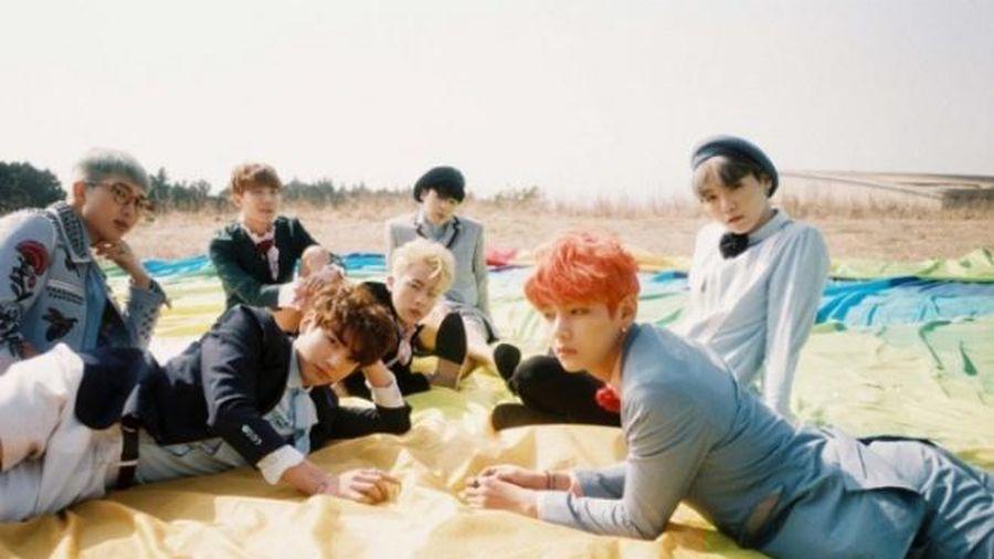 MV thứ 9 của BTS vượt mốc 450 triệu view đó là…