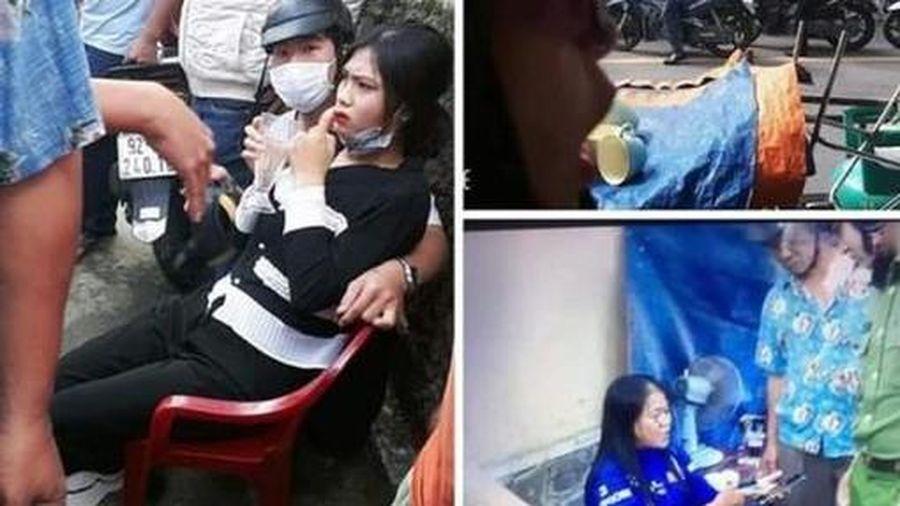 Công an nói gì về việc cô gái trẻ bị 'thôi miên, cướp tài sản' ở phố cổ Hội An?