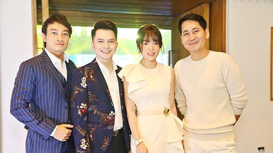Đạo diễn Lê Minh hội ngộ dàn diễn viên truyền hình nổi tiếng