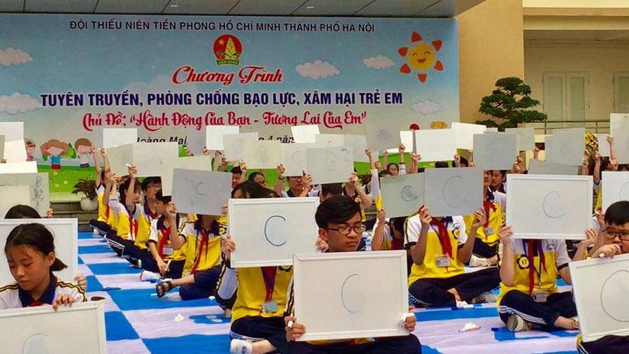 Hà Nội: Tăng cường phòng ngừa xâm hại trẻ em