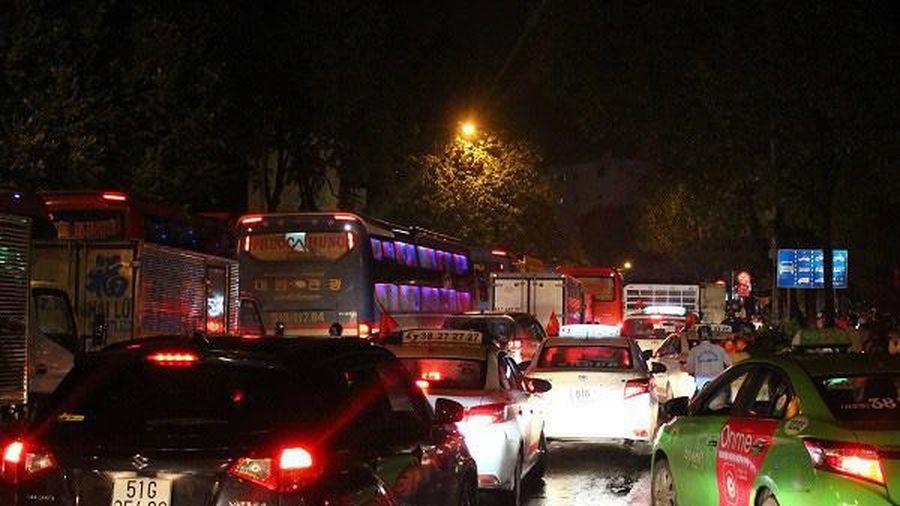 Thành phố Hồ Chí Minh: Cấm xe vào các tuyến đường ở trung tâm 2 ngày cuối tuần