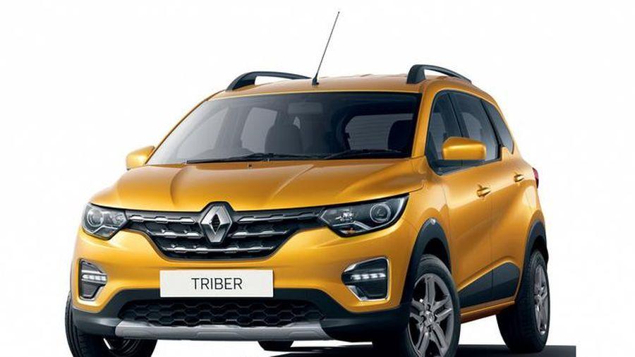 Renault Triber 2020 ra mắt, đối thủ mới của MPV Mitsubishi Xpander