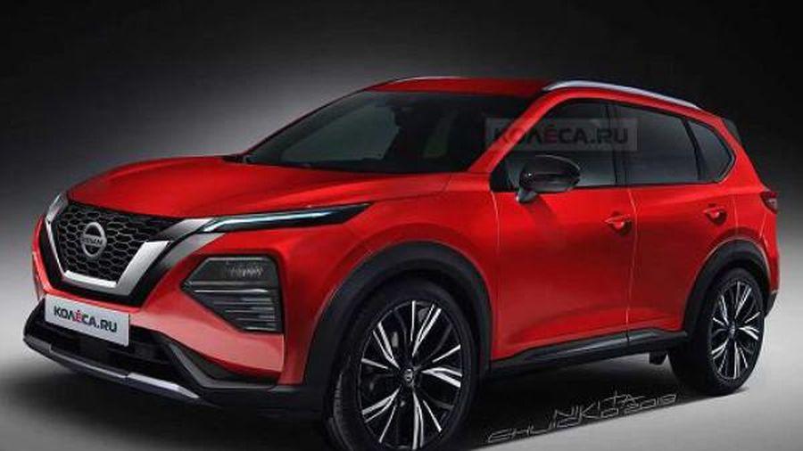 Nissan X-Trail thế hệ mới lộ diện, đẹp như xe sang