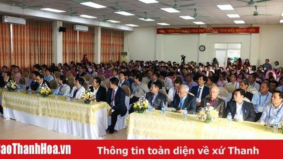 Hội nghị khoa học Bệnh viện Nhi Thanh Hóa