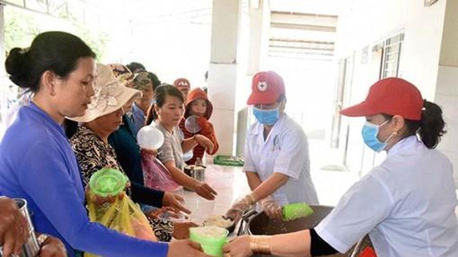 Tổ nhân đạo Bệnh viện Đa khoa Trung ương Cần Thơ