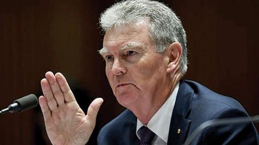 Cựu sếp tình báo Úc cảnh báo mối đe dọa từ Trung Quốc