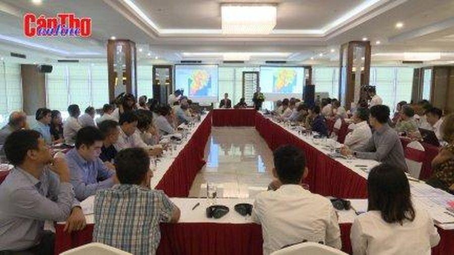 Sụt lún đất ở Đồng bằng sông Cửu Long tăng lũy tiến