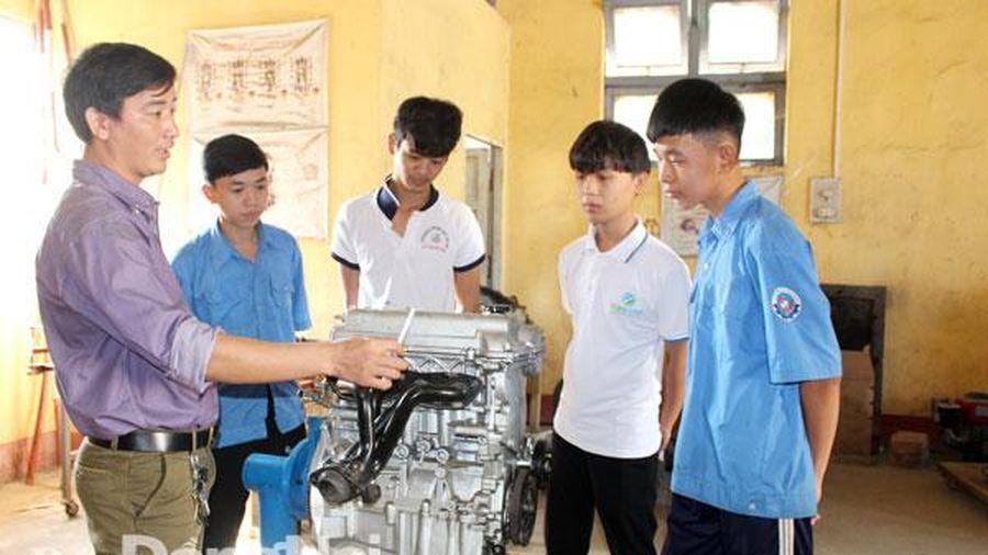 Đào tạo nghề cho lao động nông thôn: Còn nhiều thách thức