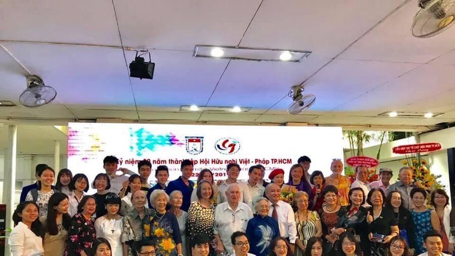 30 năm thành lập Hội hữu nghị Việt – Pháp TP.HCM: Tiếp tục tập hợp các bạn trẻ làm cầu nối hữu nghị