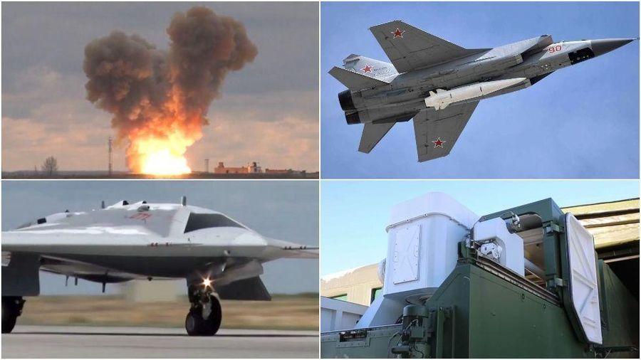 Sức mạnh quân sự Nga vượt ngoài tầm 'khoa học viễn tưởng'?