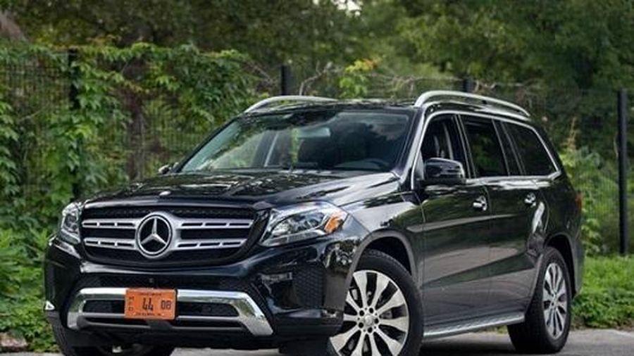 Mercedes-Benz GLS 350d 2020 có gì nổi bật?