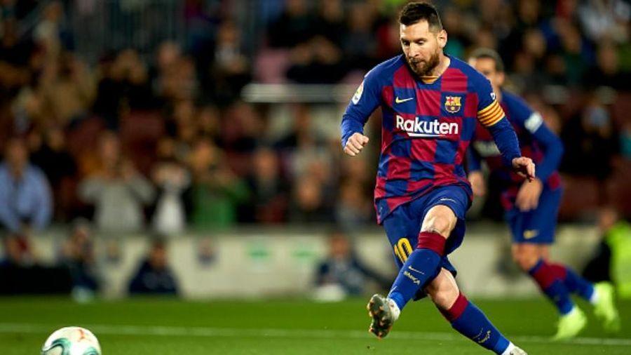 Leganes - Barca: Sân khấu của Messi?