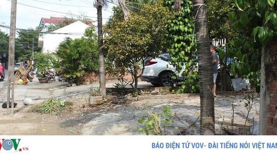 Những rải đất xen kẹt ở Đà Nẵng chưa có giải pháp xử lý