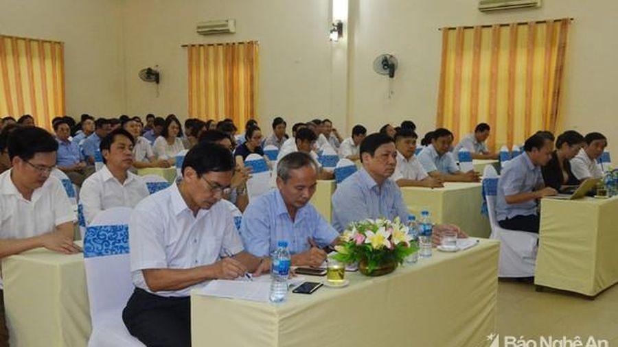 Nghệ An: Sáp nhập 36 đơn vị hành chính cấp xã, việc khó cần làm kỹ