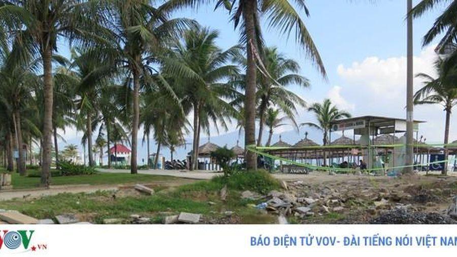 Phố du lịch An Thượng, TP Đà Nẵng bao giờ thôi nhếch nhác?