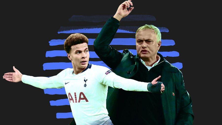 Đội hình dự kiến của Tottenham trong trận ra mắt HLV Jose Mourinho