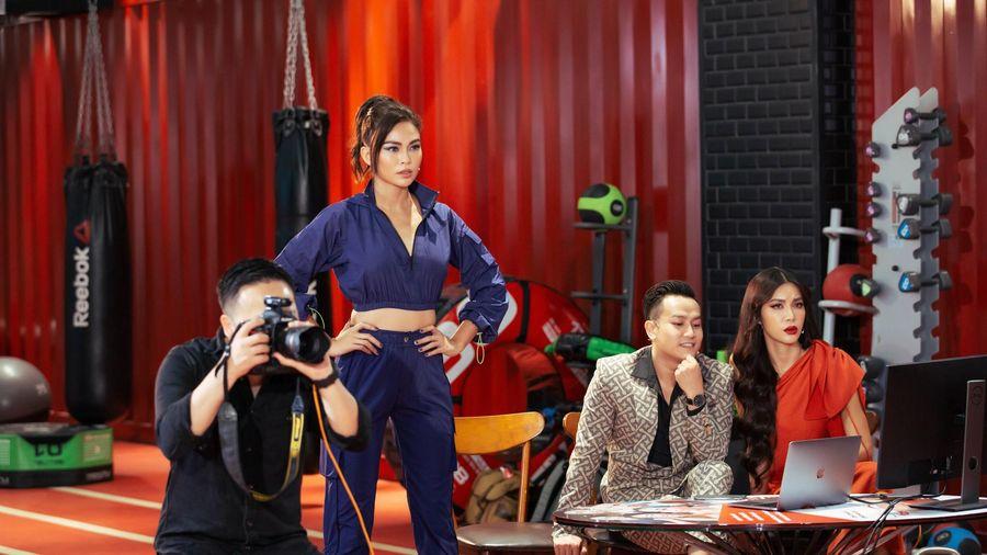 Siêu mẫu Minh Tú bất đồng với Mâu Thủy tại 'Tôi là HHHV Việt Nam'
